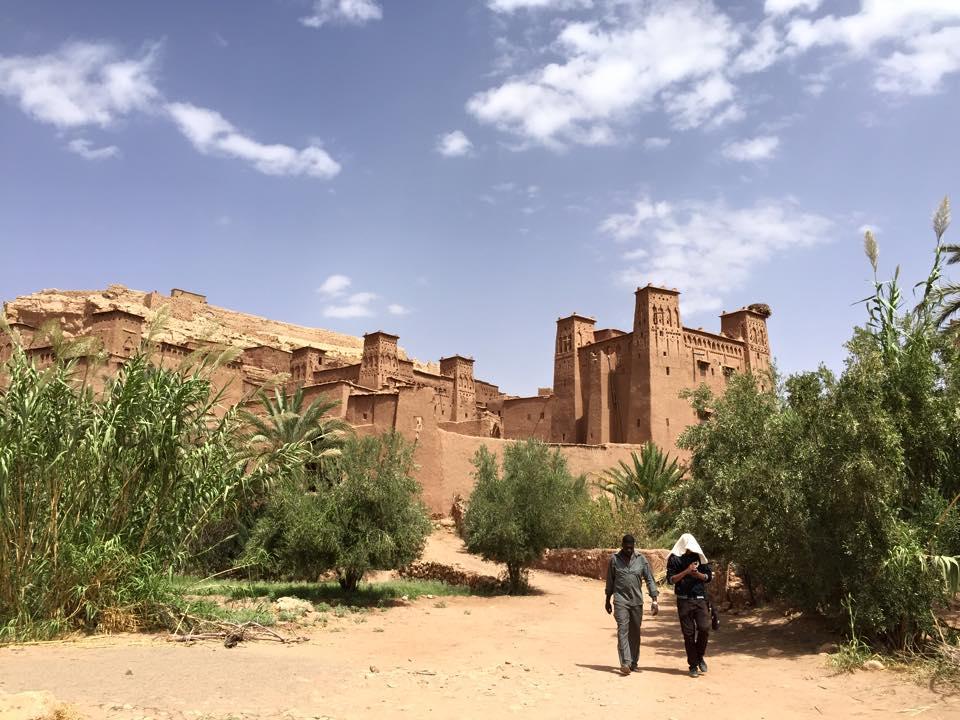 Visitar Ait Ben Haddou, la alcazaba mejor conservada, cerca de Ouarzazate