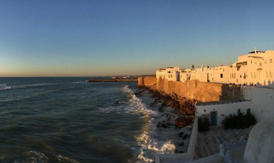 Assilah (Arcila), un lugar de vacaciones en Marruecos