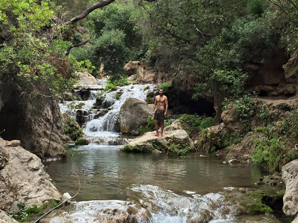 Cascadas de Akchour