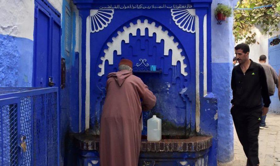 Chefchauen y las cascadas de Akchour (Marruecos)