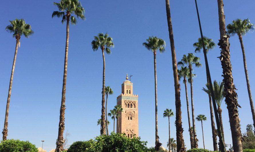 Marrakech: toma de contacto con Marruecos