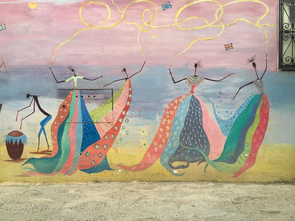 Mural Assilah