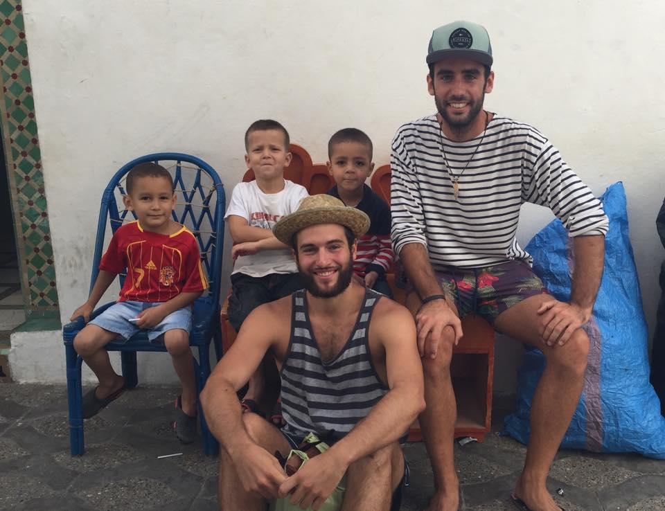 Niños Assilah
