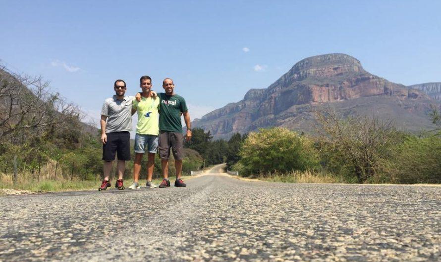 Nos ponemos en marcha; Blyde Canyon