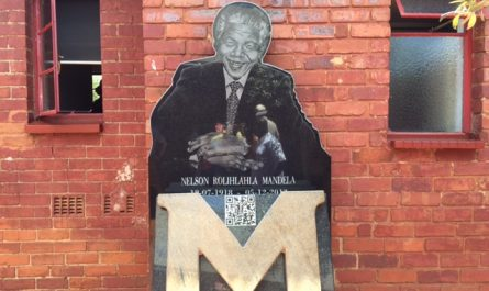 Casa de Nelson Mandela en Soweto (Johannesburgo)