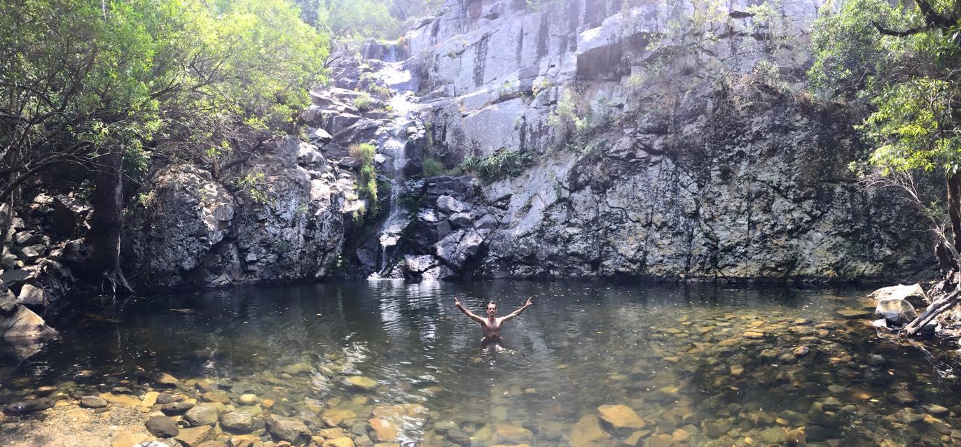 Cascada Blyde Canyon