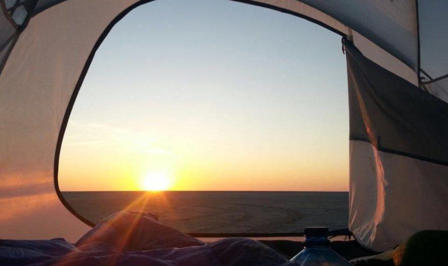 Un día y una noche en los salares de Makgadikgadi (Botsuana)