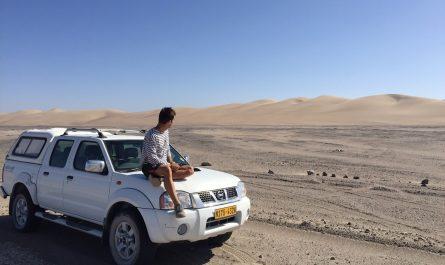 Costa de los Esqueletos Namibia