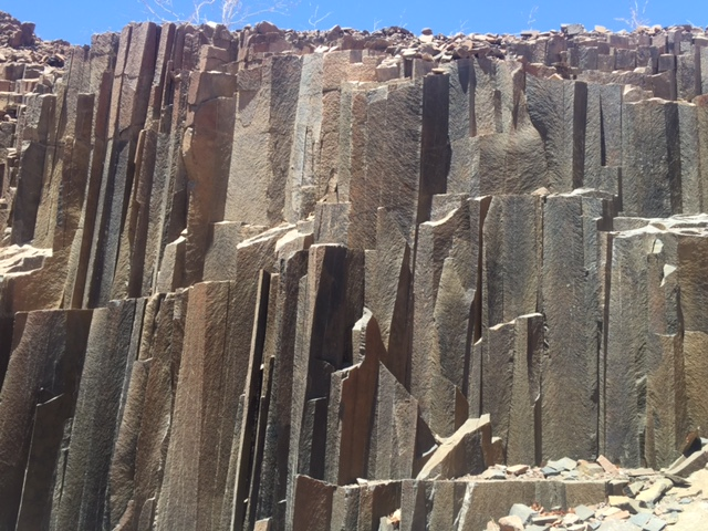Organ Pipes Namibia