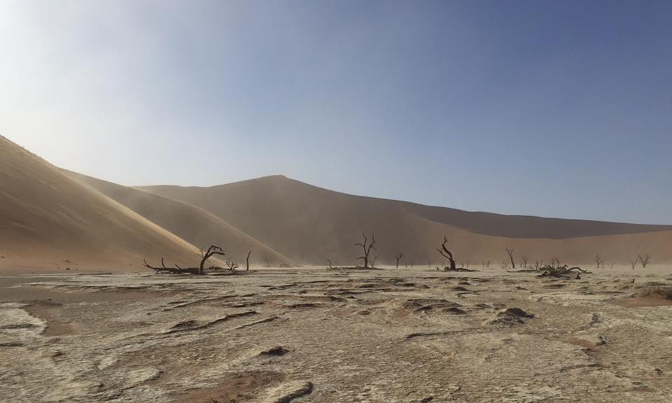 Death Valley Namib Desert
