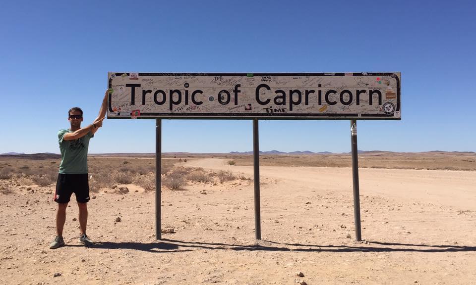 Non Gogoa Han Zangoa Tropico de Capricornio