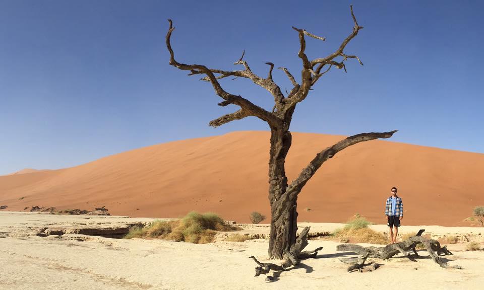 Non Gogoa han Zangoa Death Valley Namib