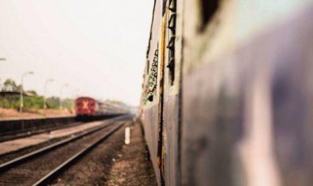 Trenes en India
