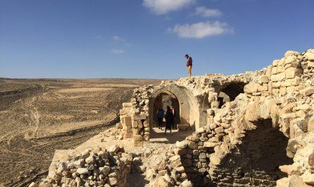 Visitar el Castillo de Shobak en Jordania