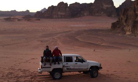Qué hacer en Wadi Rum actividades
