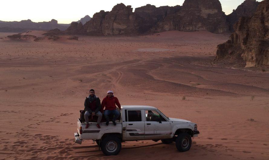 ACTIVIDADES que hacer en Wadi Rum (Jordania) – Desierto y mucha diversión