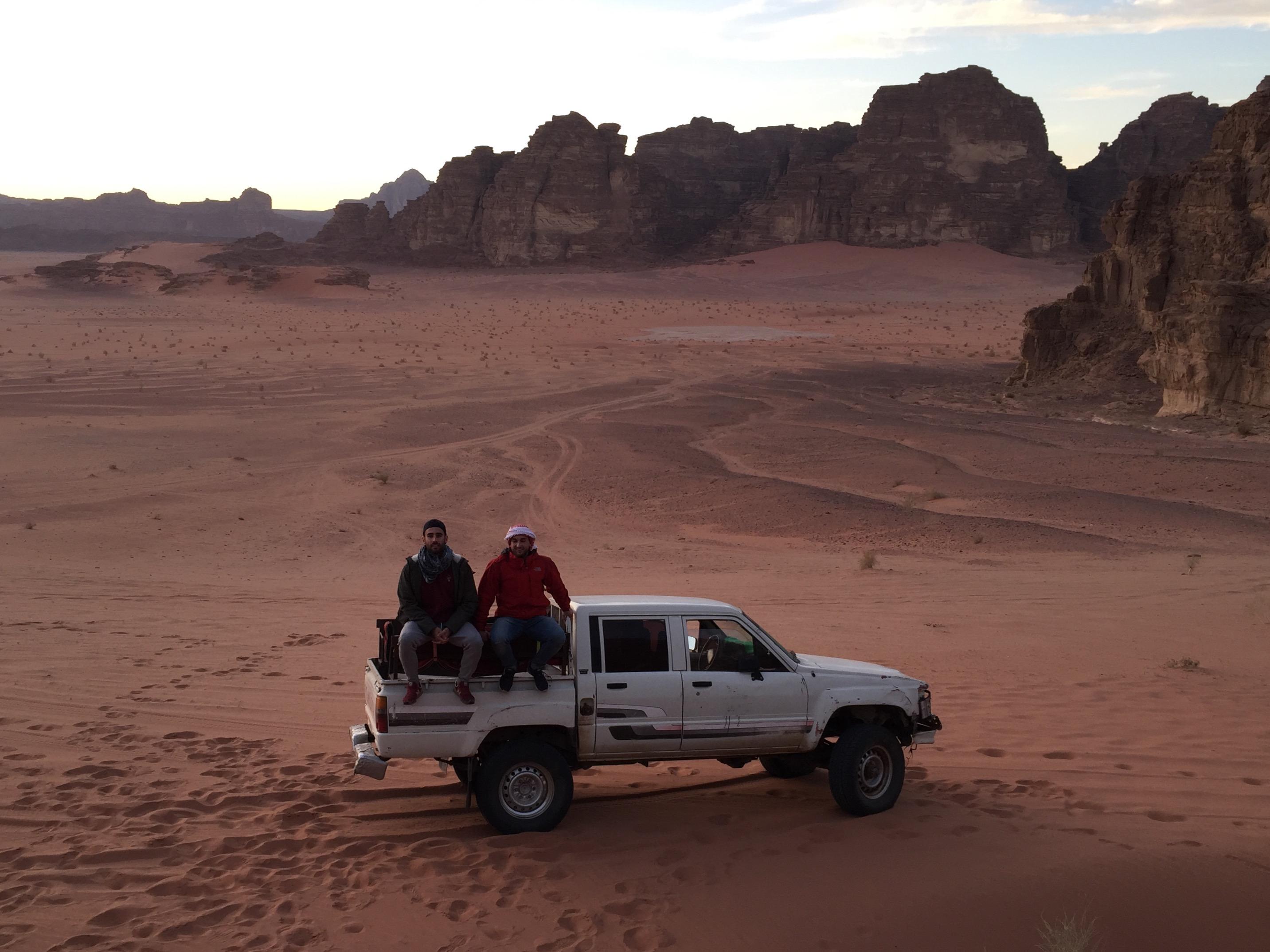 Qué hacer en Jordania (Wadi Rum)