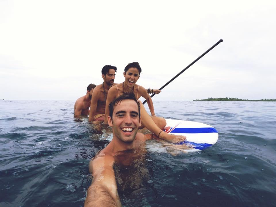 Maldivas de mochilero