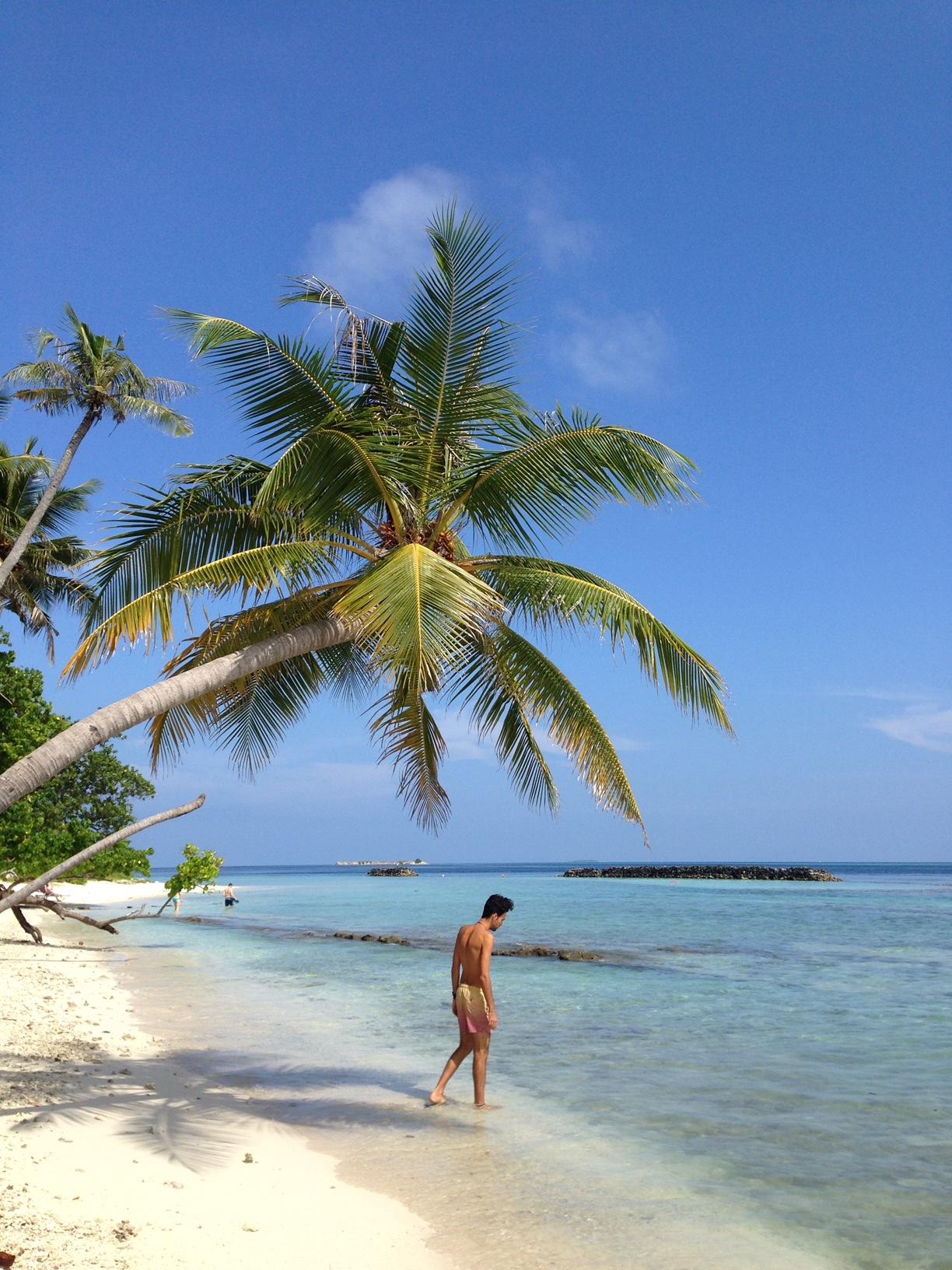 Viajar de mochilero a Maldivas