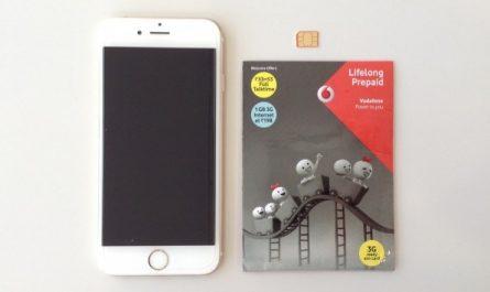 Comprar tarjeta SIM en India, Chip celular India