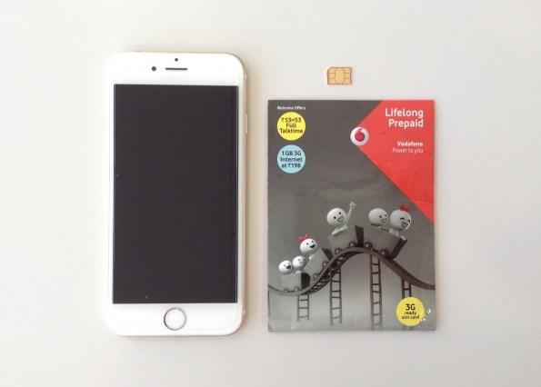 Cómo comprar una tarjeta SIM en India