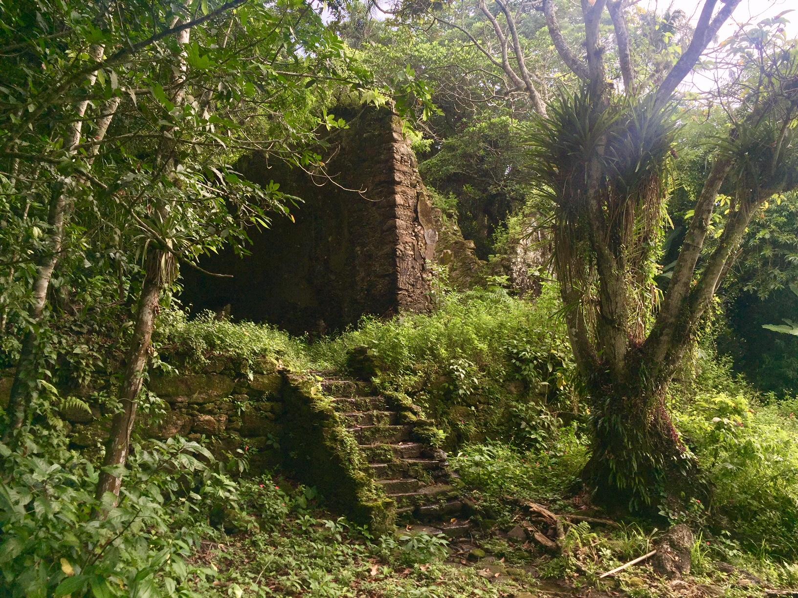 Ruinas de la Ermita de Santo Antonio de Guaibe
