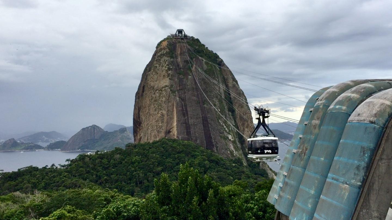 Bondinho al Pão de Açucar, una de las mejores cosas que ver en Rio de Janeiro