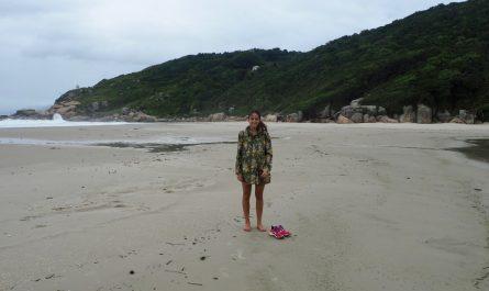 Cómo llegar a Playa Naufragados Florianópolis