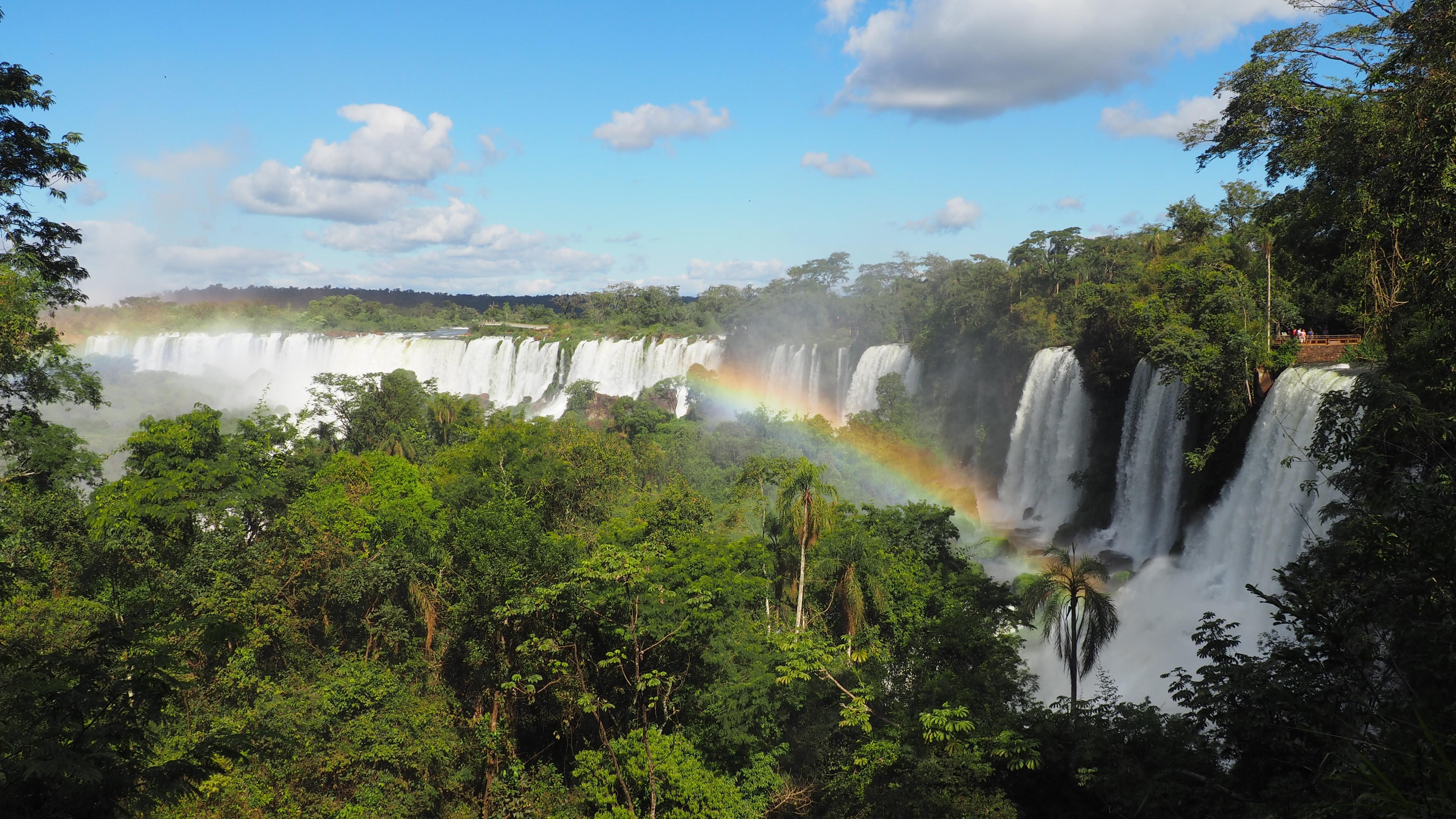 Visitar la parte Argentina de las Cataratas de Iguazú