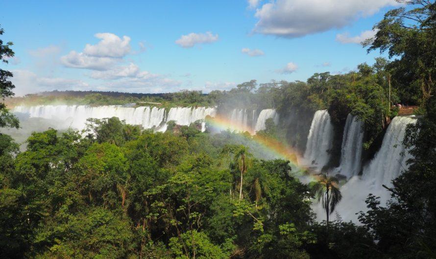 Cataratas del Iguazú; cómo visitar el lado argentino