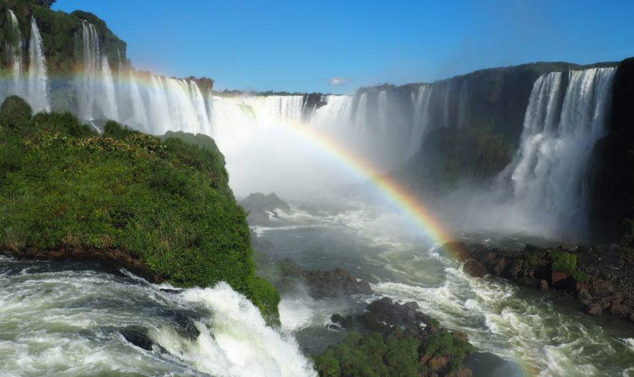 Cataratas de Iguazú; cómo visitar el lado brasileño