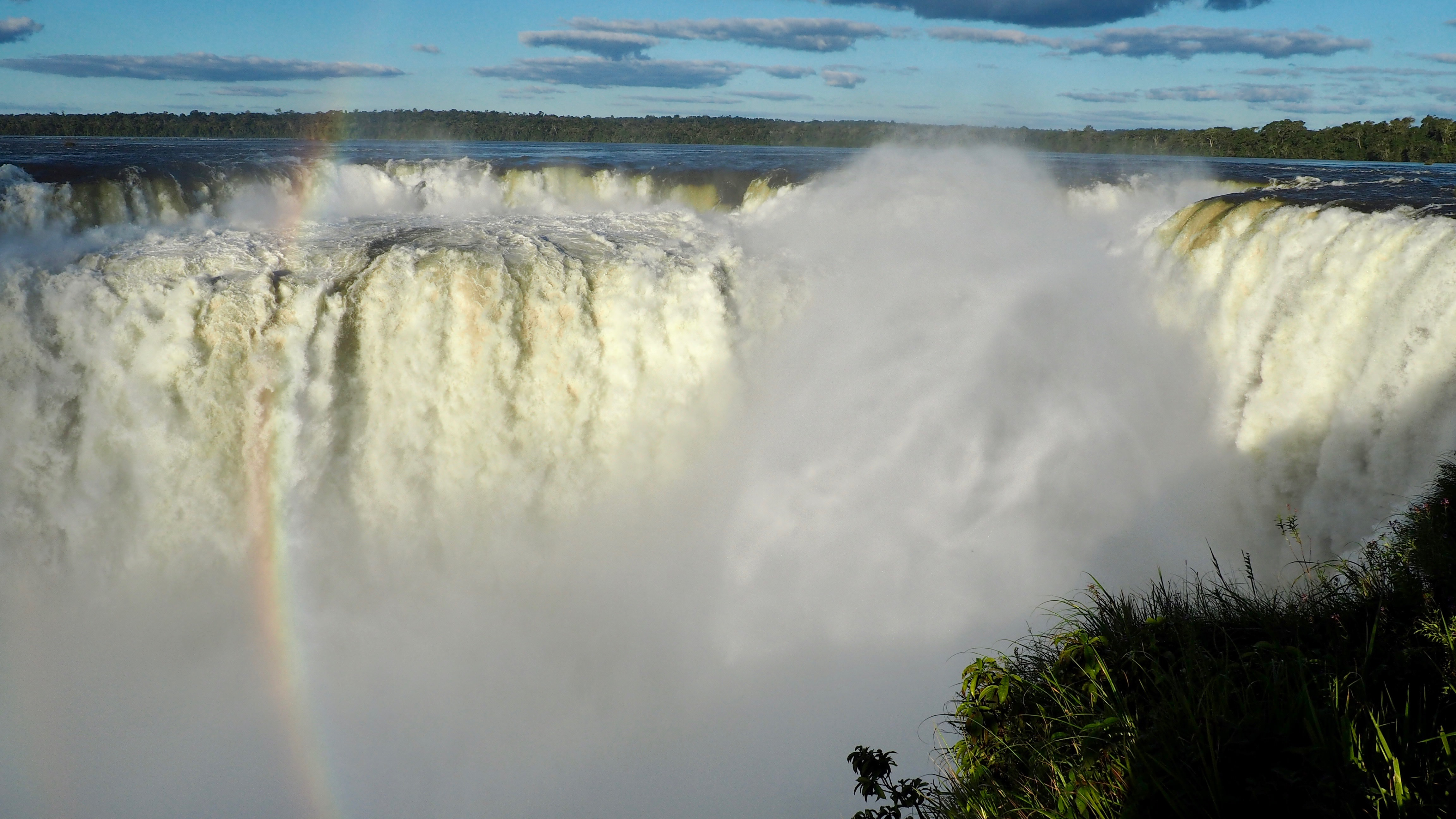 La Garganta del Diablo (Argentina). Mejor mes para ir a Cataratas del Iguazú