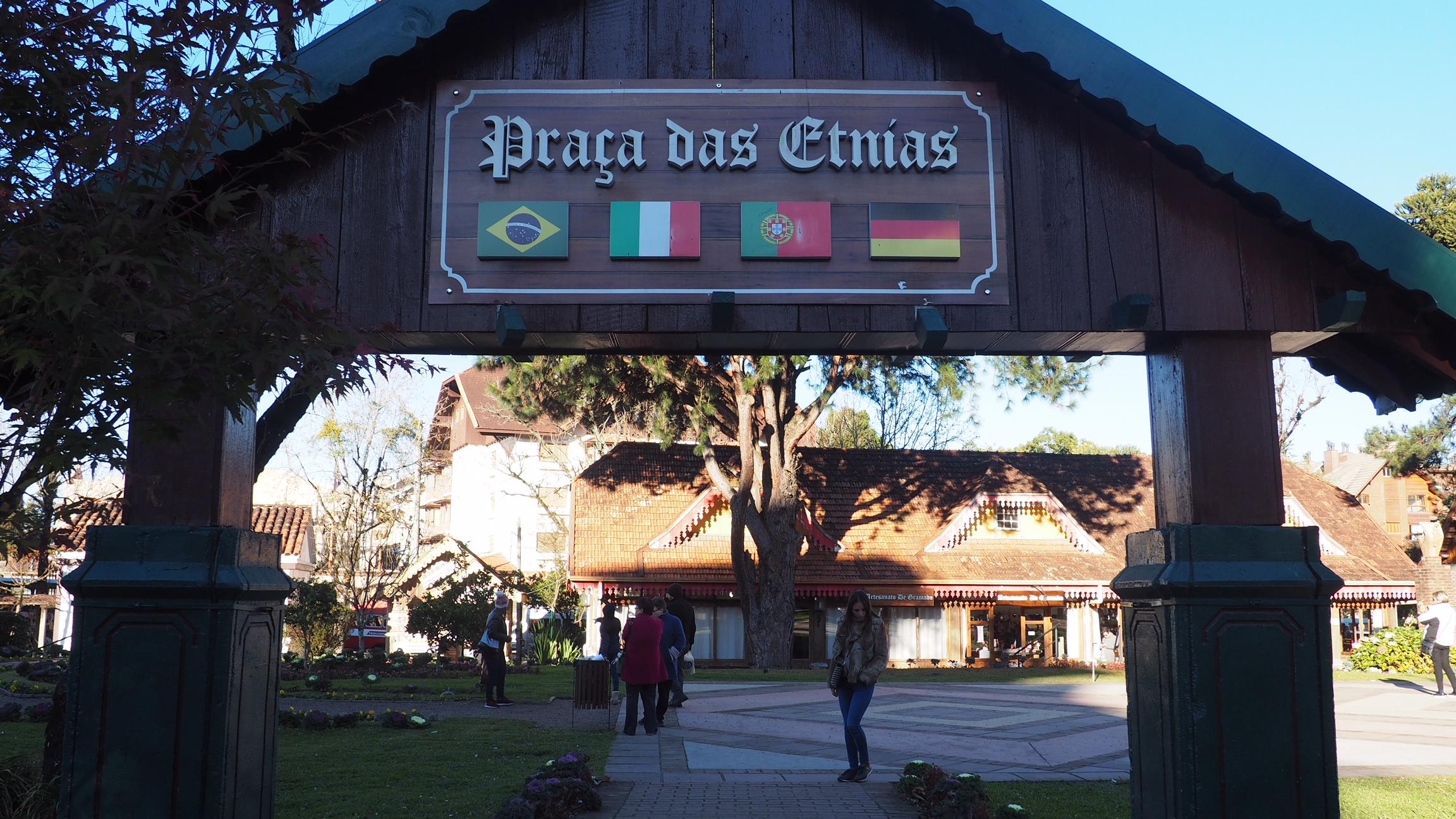 El Parque de las Naciones, una de las cosas que ver en Gramado