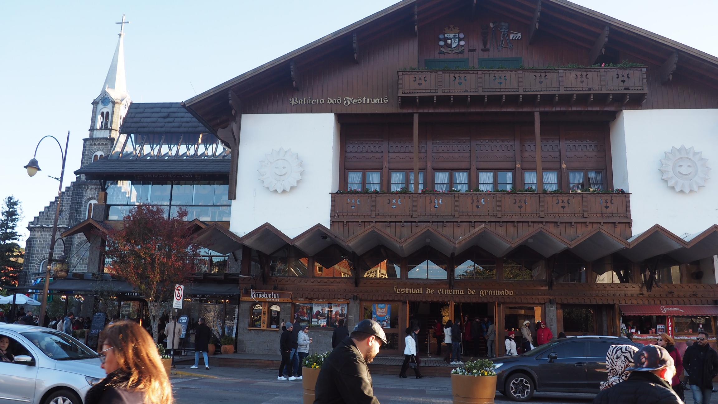 Casas de arquitectura alpina, una de las cosas que ver en Gramado