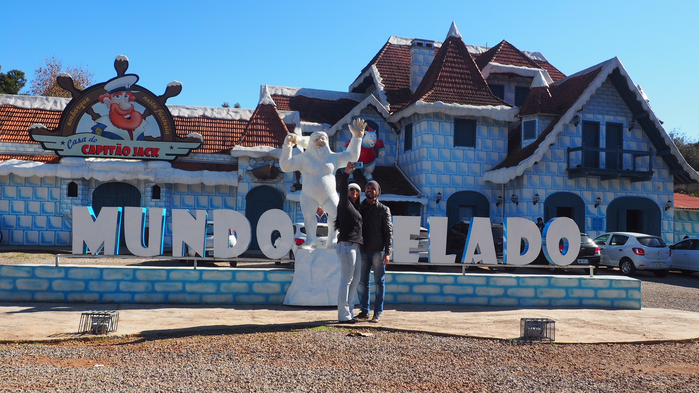 Una de las cosas que hacer en Gramado es visitar los tantos parques temáticos que hay entre Gramado y Canela