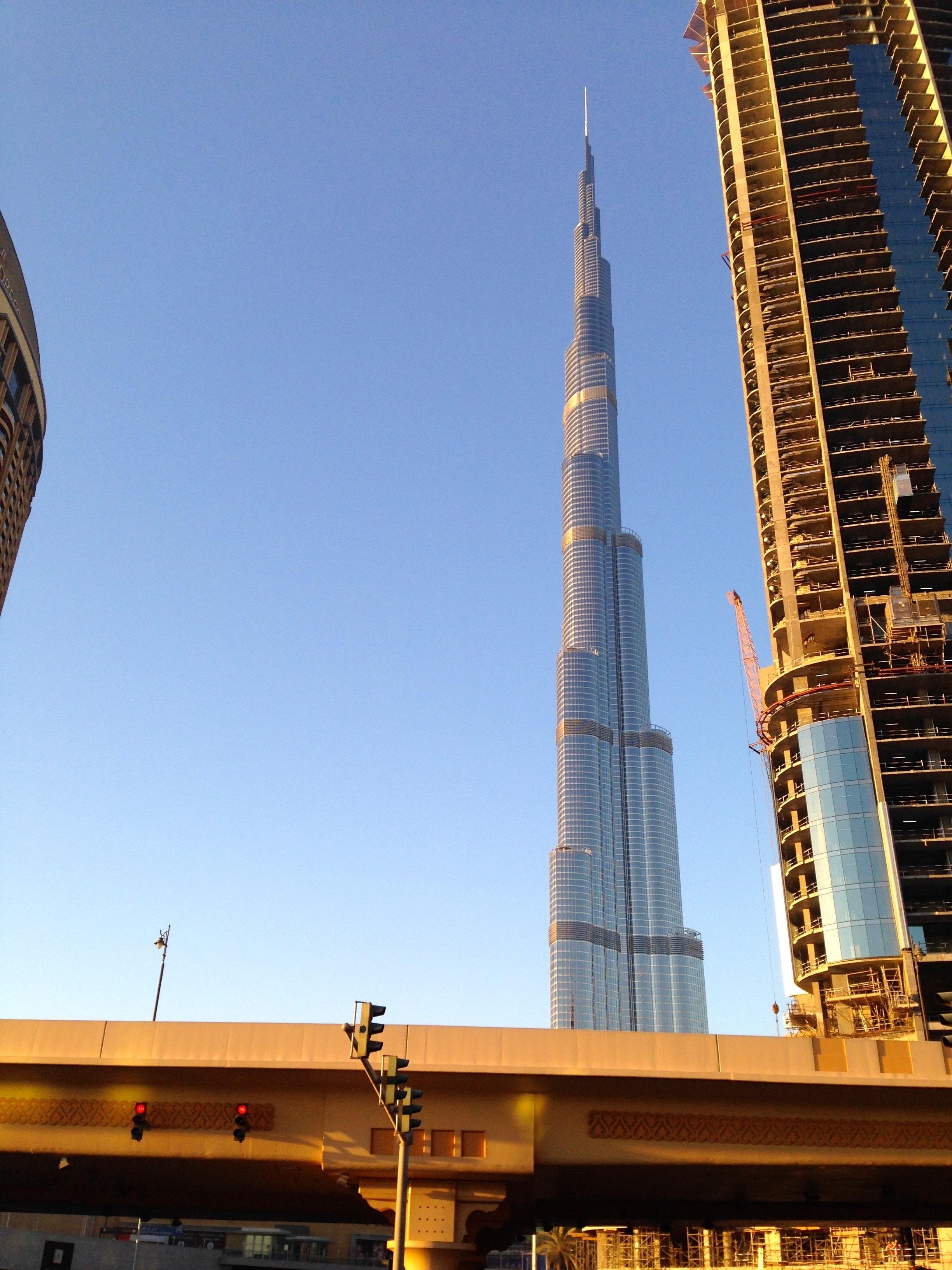Qué hacer en el Aeropuerto de Dubai