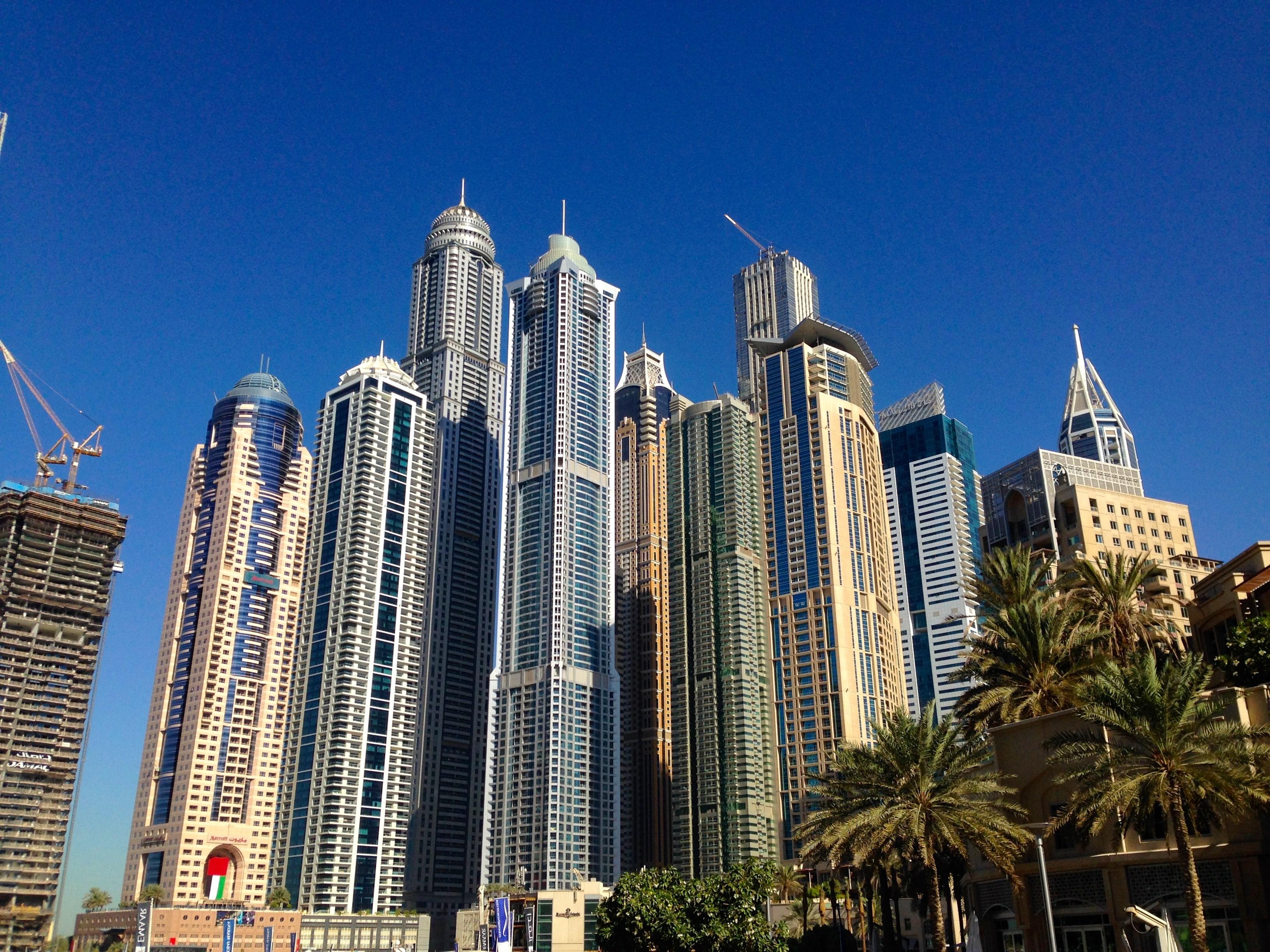 Qué ver en Dubai en una escala