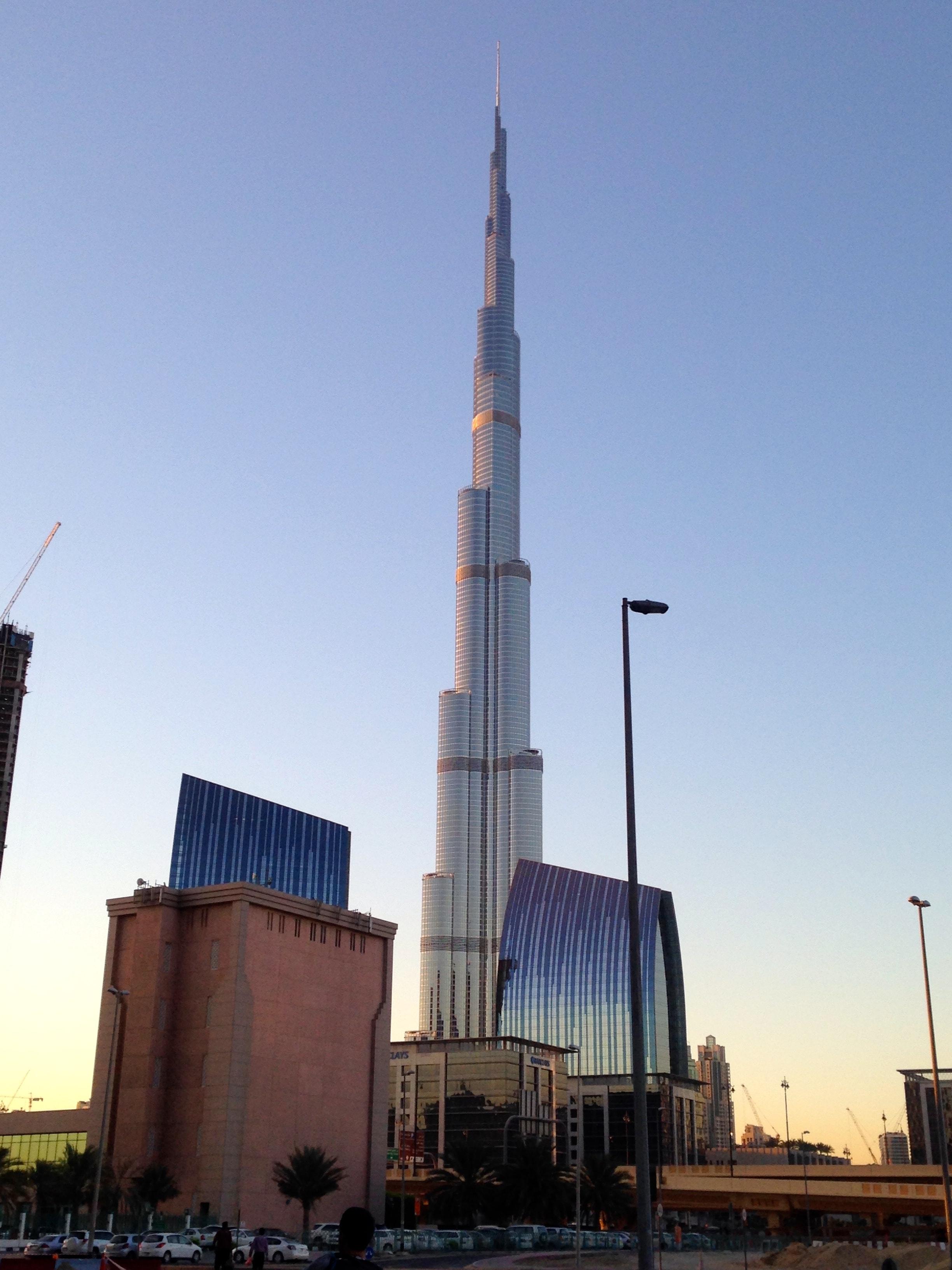 Escala en Dubai, qué ver