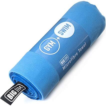 mejores toallas de microfibra y secado rápido para viajar