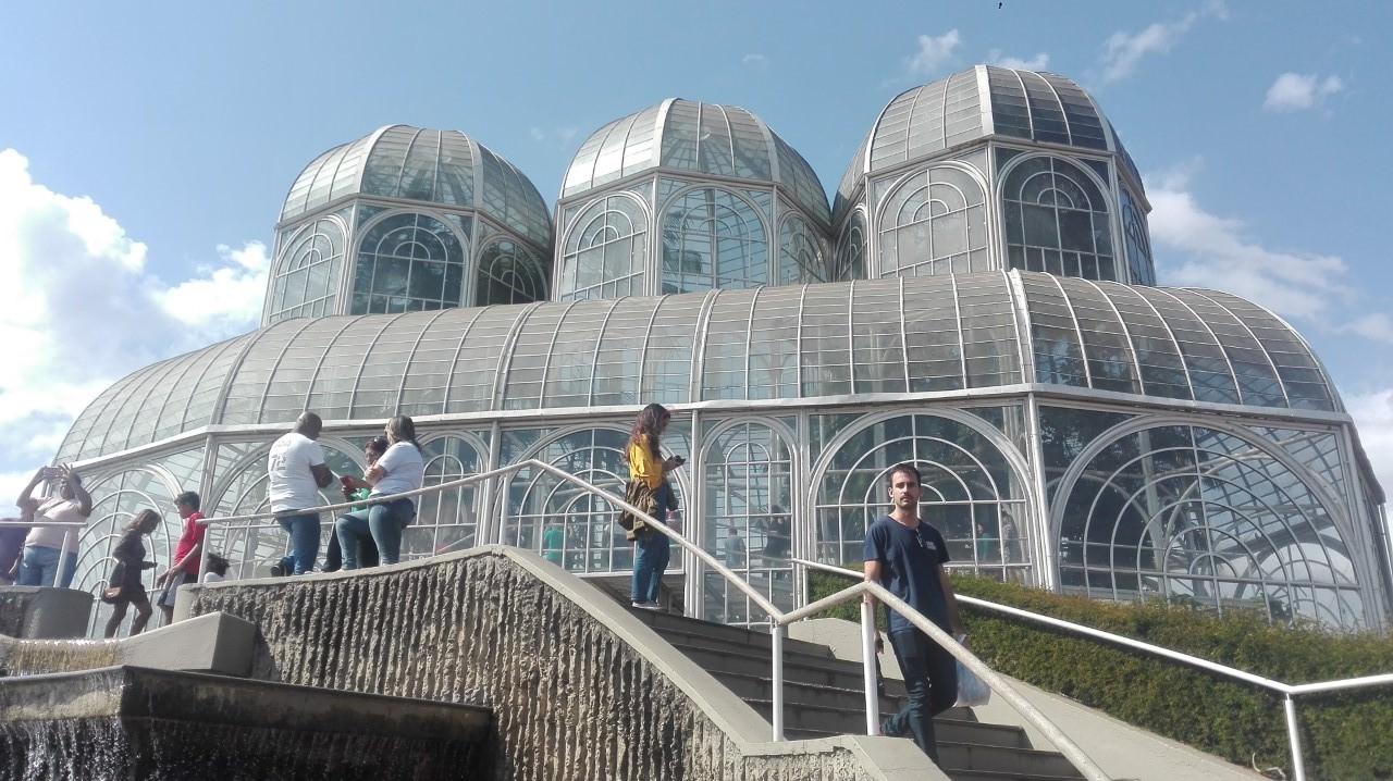 El Jardín Botánico de Curitiba; lo mejor que ver en Curitiba