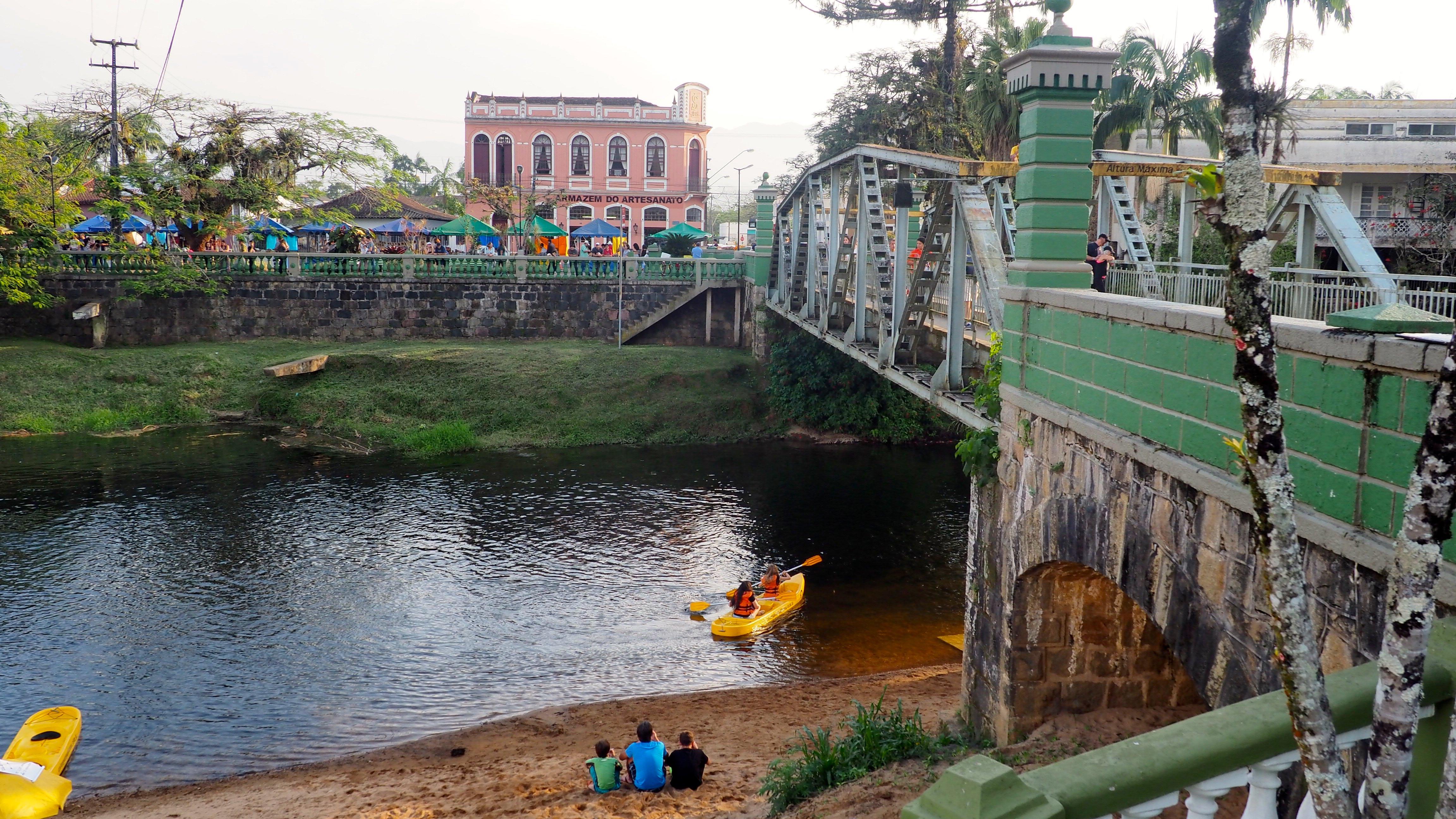 Kayak en Morretes; qué hacer en Morretes