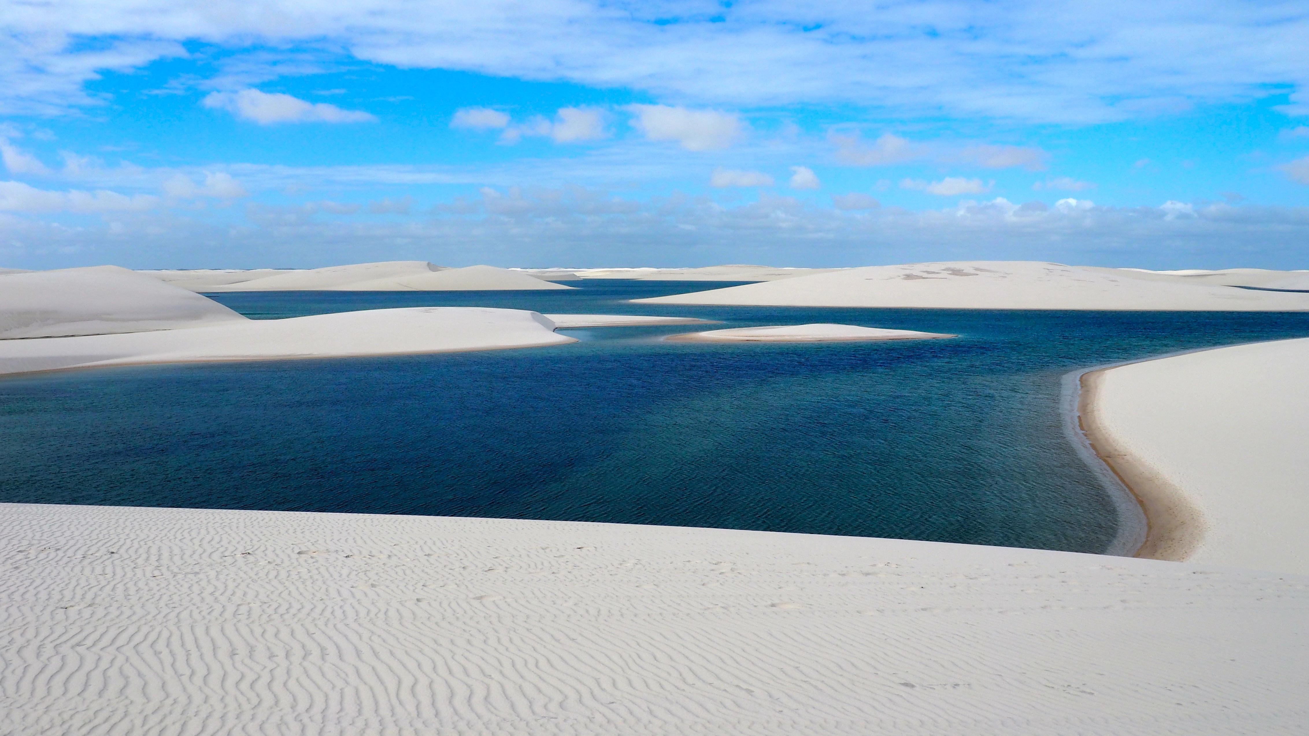Lençois Maranhenses; dunas y lagos. Información de viaje.