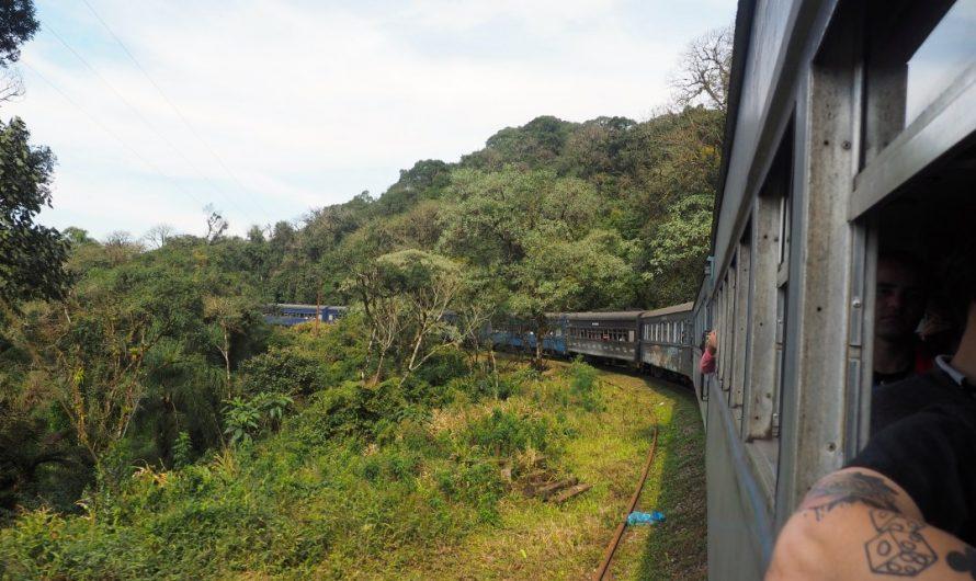 Serra Verde Express; en tren de Curitiba a Morretes