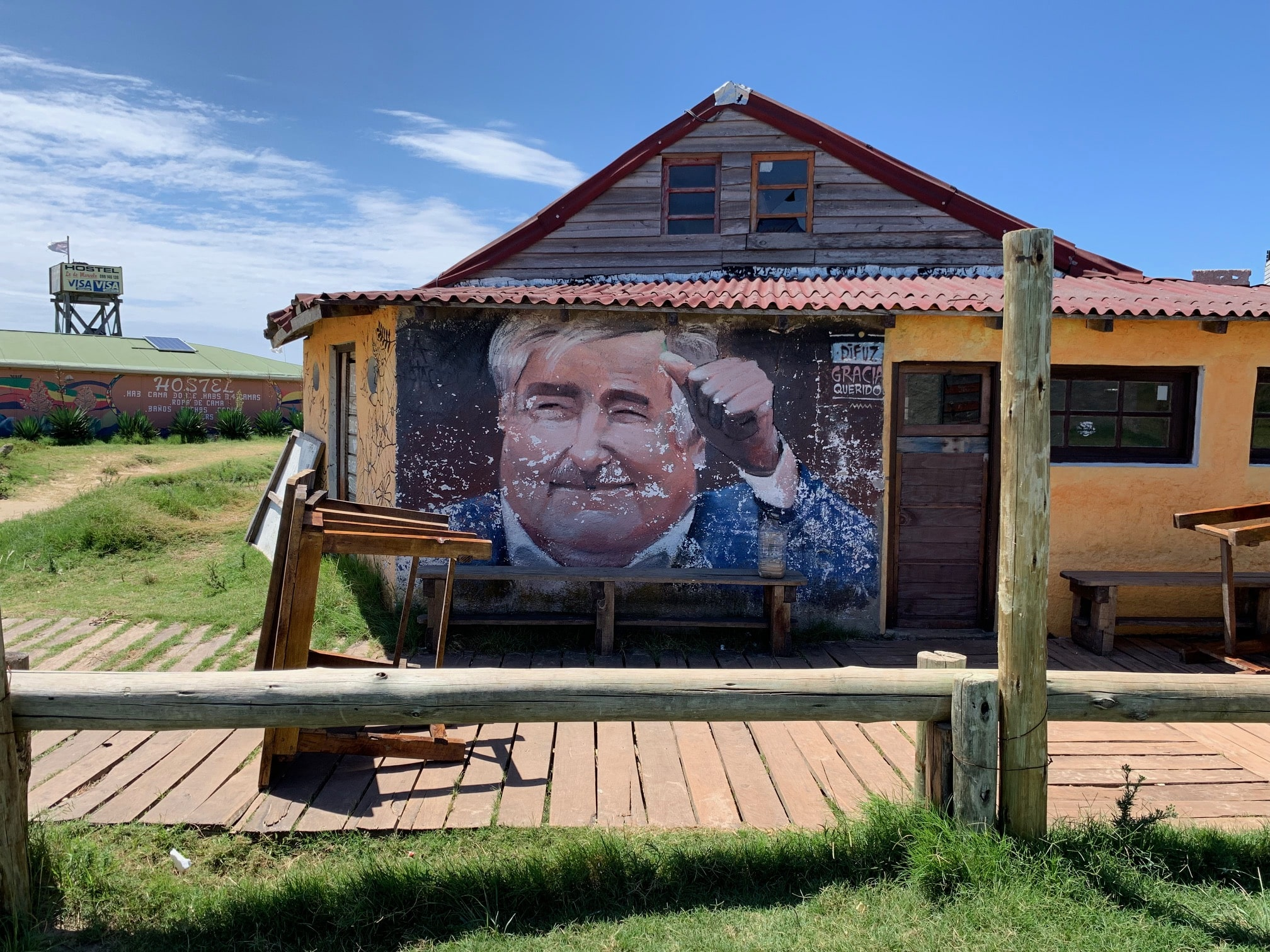 Mural de José Mújica