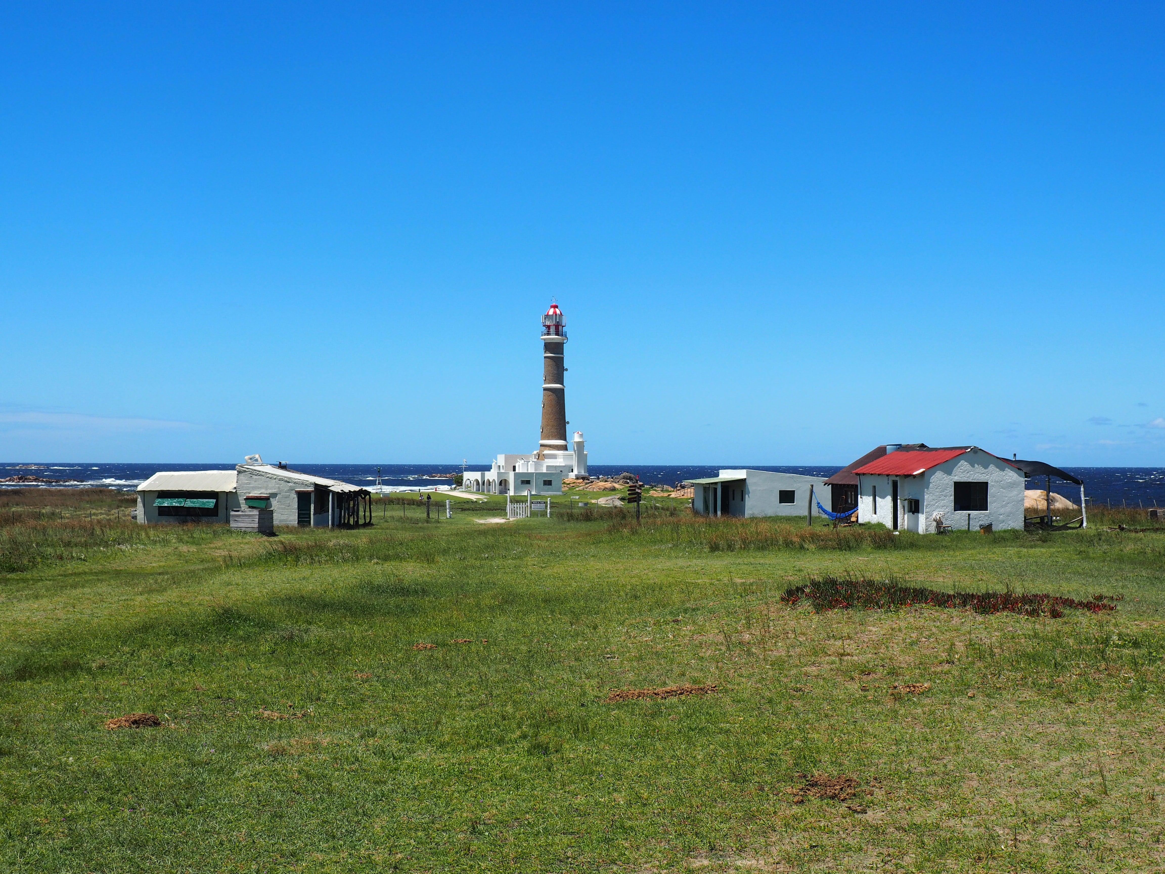 Faro de Cabo Polonio en enero y febrero