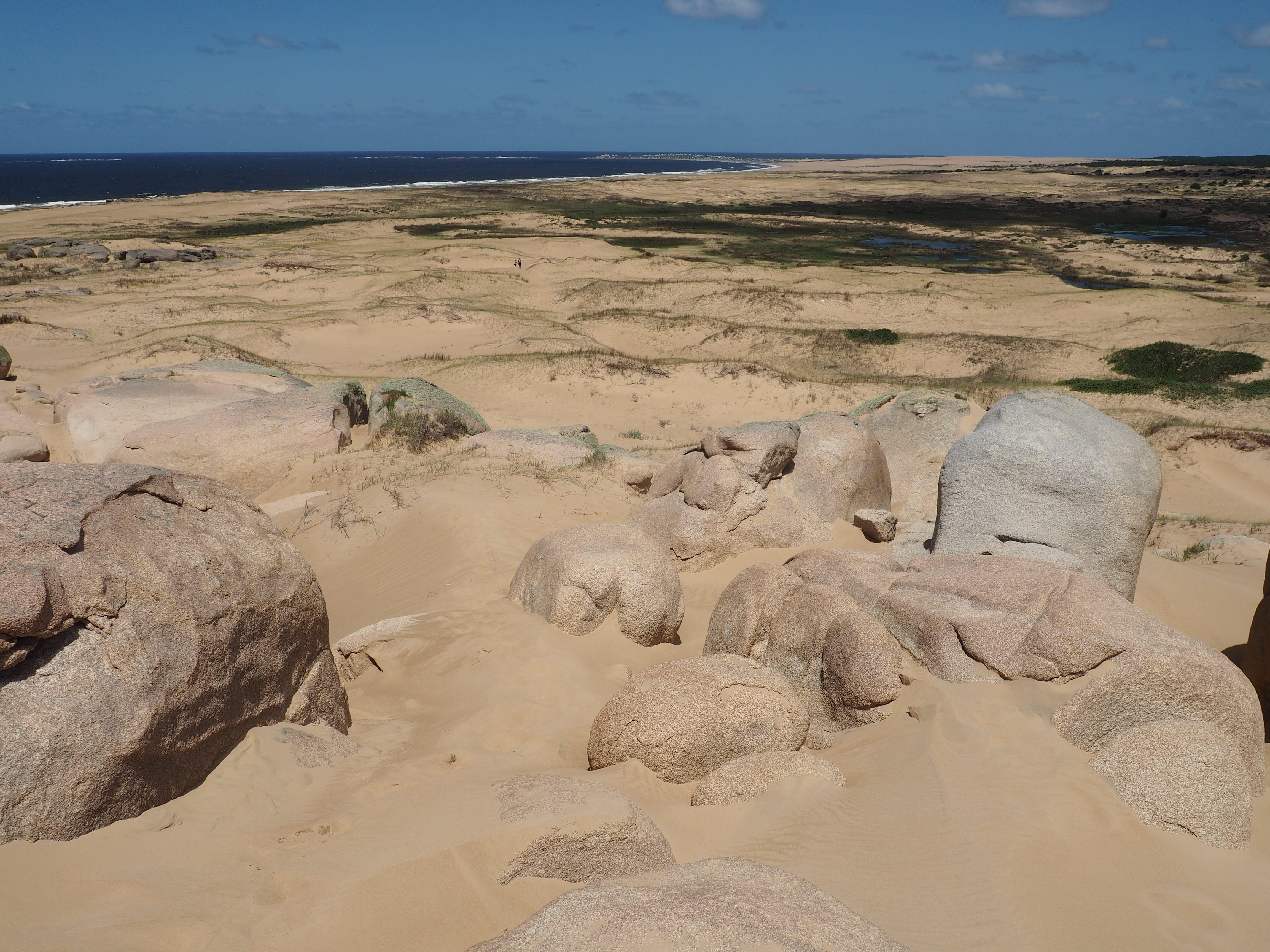 Qué hacer en Cabo Polonio, visitar el Cerro Buena Vista