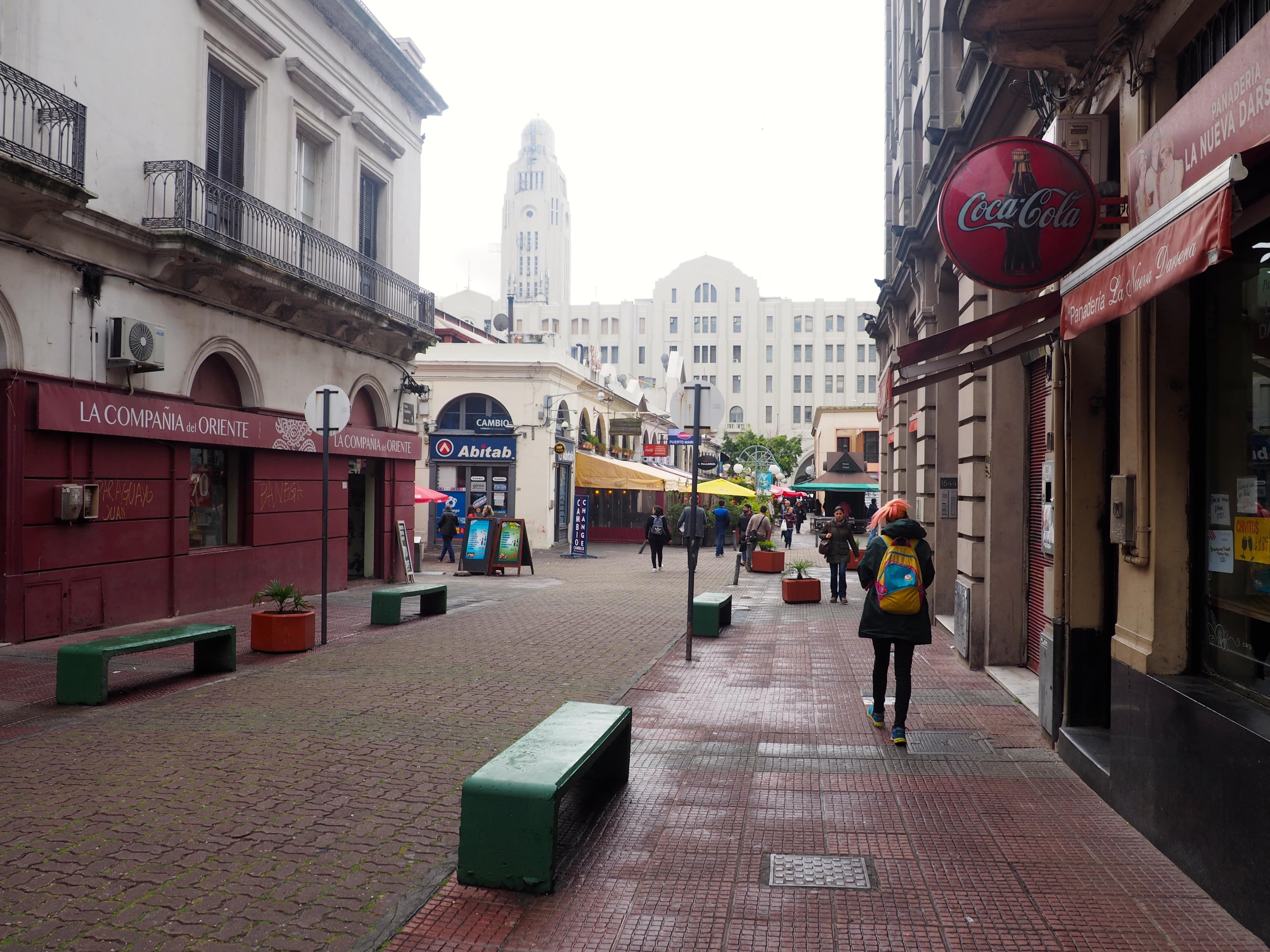 Ciudad Vieja de Montevideo
