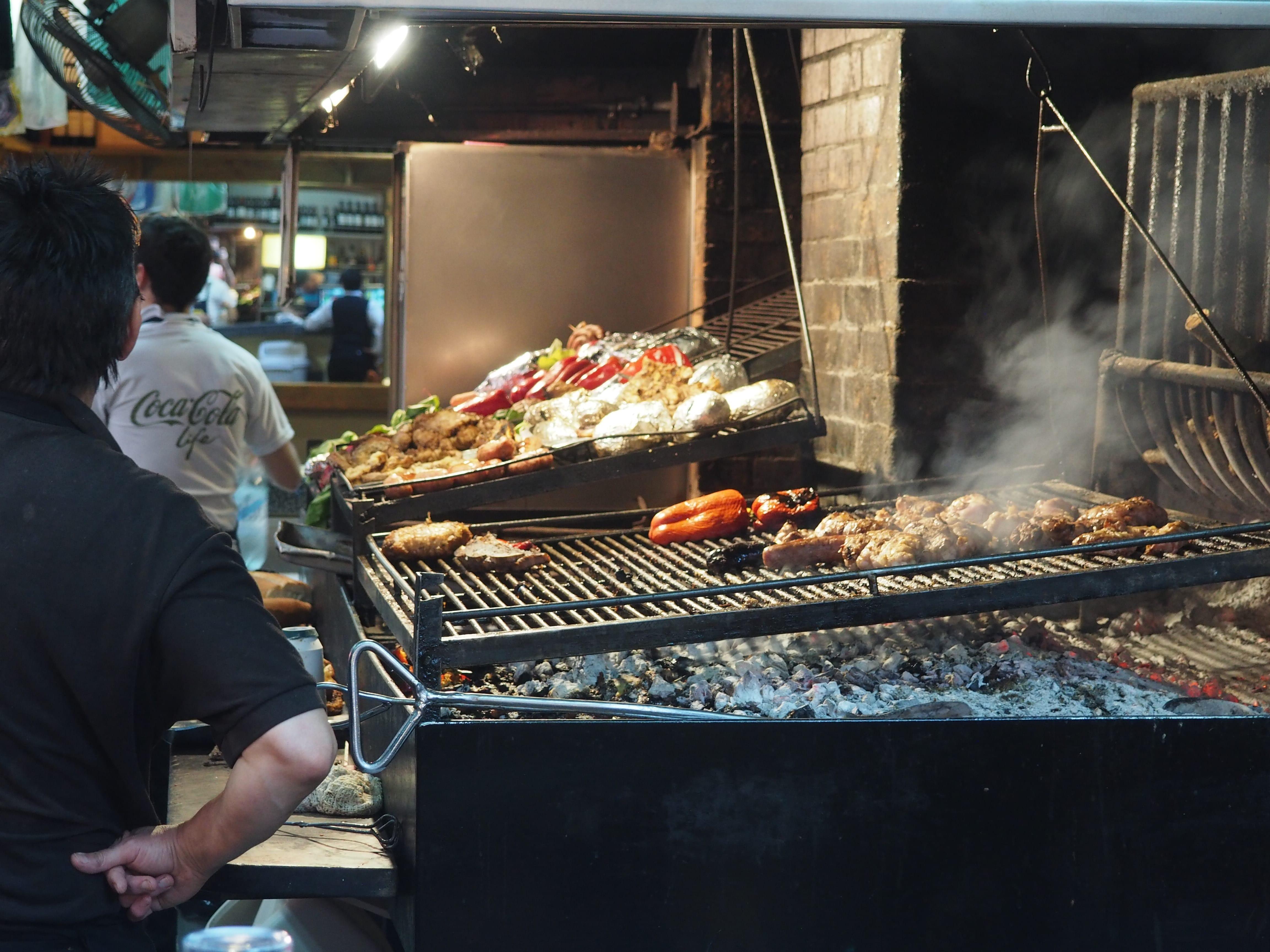 Dónde comer en Montevideo; asado uruguayo