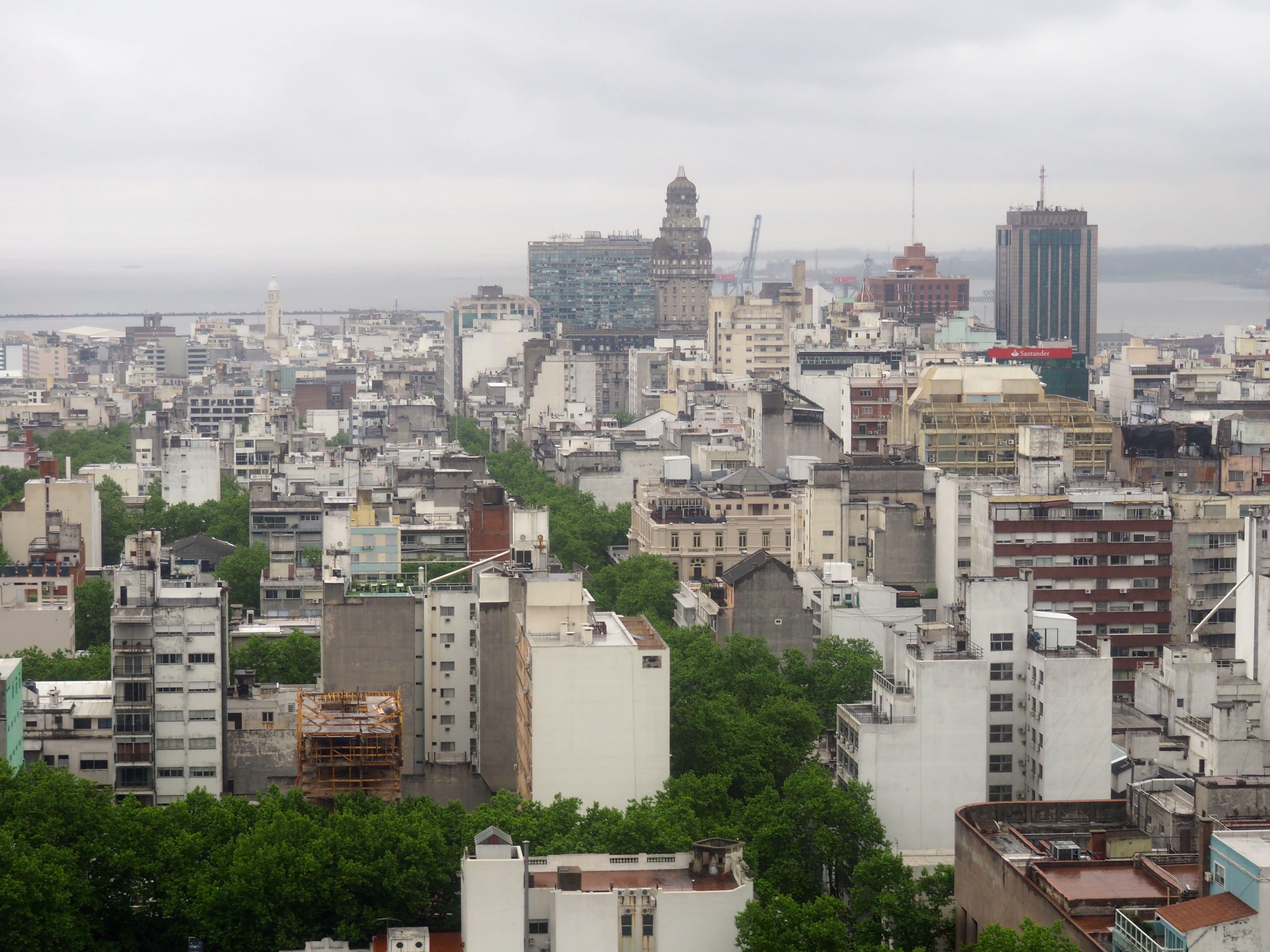 Qué ver en Montevideo desde el mirador