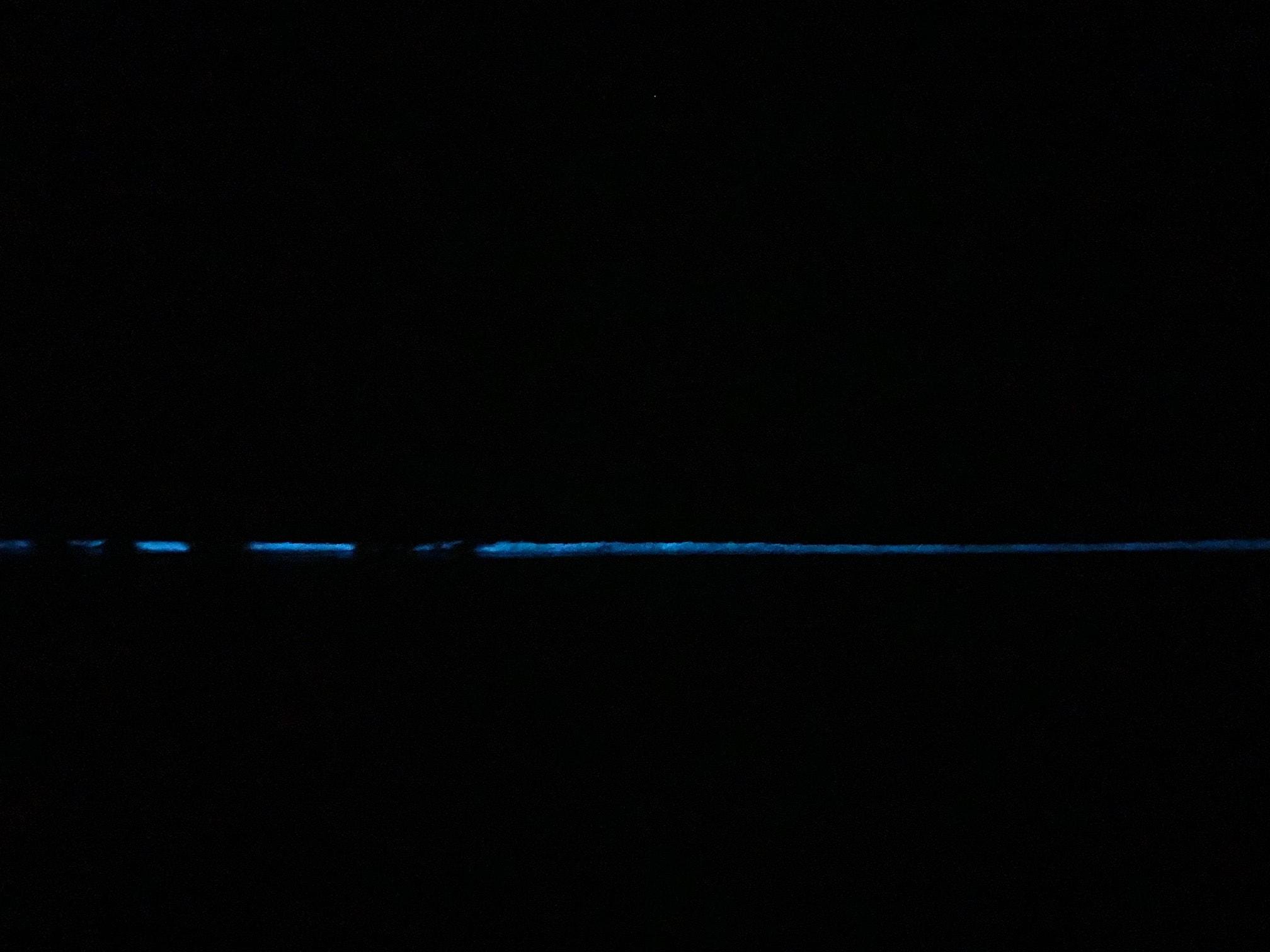 ¿Qué ver en Cabo Polonio? Las noctilucas